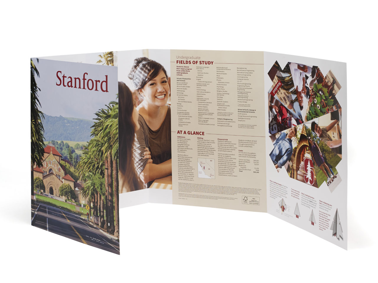 Stanford University | North Charles Street Design Organization